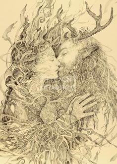 pagan god and goddess