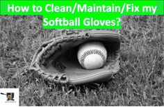 Softball gloves are tricky softball gears.. Here some tips on 1)How to clean softball gloves 2)How to break in new gloves. One of the best softball training aids you must have is.. #softballtrainingaids #howtocleansoftballgloves #softball #softballgloves #softballequipment #softballdrills