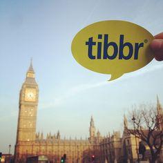 Big Ben and tibbr