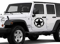 Zombie Hunter 21/'/' Windshield Jeep Vinyl Decal Buy 2 set Get 3rd Free