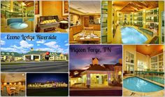Flip Out Mama: Econo Lodge Riverside in Pigeon Forge, TN: It Feels Like Home!