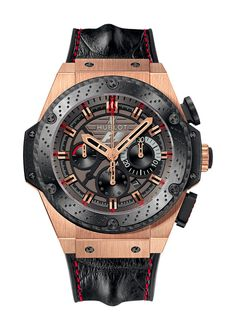 King Power F1™ Great Britain 48mm Chronograph watch from Hublot