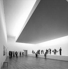 Álvaro Siza, Serralves Foundation Museum of Contemporary Art, Porto, Portugal, 1991