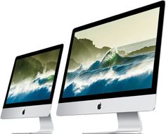 Apple iMac Models, Late 2015