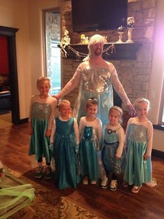 This dad who somehow isn't sick of Frozen: | 29 Dads Who Have Reached Peak Dad