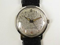 Blova アンティークBULOVA30石自動巻Cal.10COAC1966年製【OH済】 時計 Watch Antique ¥32000yen 〆09月08日
