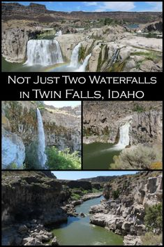 Not Just Two Waterfalls in Twin Falls, Idaho - Postcards & Passports