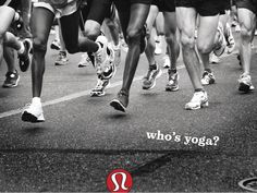 lululemon makes technical athletic clothes for yoga, running, working out, and most other sweaty pursuits. Can Run, Athletic Outfits, How To Do Yoga, Lululemon Athletica, Rest Days, Lulu Lemon, Running, Workout, Motivation