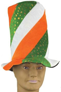Buy New: $8.99 - St. Patrick's Day Costume Party Accessory, Multi-Colored, One Size