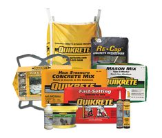 The QUIKRETE® Companies are the largest manufacturers of packaged concrete in the United States and an innovative leader in the commercial building and home improvement industries. Concrete Floor Coatings, Concrete Resurfacing, Concrete Driveways, Repair Concrete Driveway, Stucco Repair, Poured Concrete, Concrete Slab, Concrete Steps, Concrete Calculator