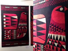 sanna annukka + node limited edition fair-trade rugs