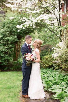 Bride + Groom | First Look | Wedding Day | Victoria + Zach | Elkridge Furnace Inn |  VA MD DC Wedding + Engagement Photographer | Candice Adelle Photography