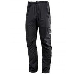 Ultraľahké a dobre zbaliteľné nohavice Tilak Aira Pants s hmotnosťou iba 100 gramov. Ideálne ako poistka pred zlým počasím do každého batohu.