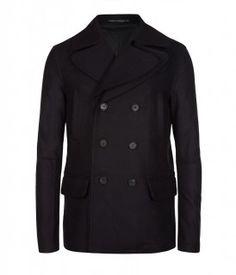 Akan Pea Coat