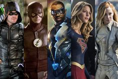 Comic-Con #Everything you need to know before the Arrow-verse panels #Celebrity #arrow #before #comic #everything