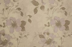Lindale Heather is an exquisite floral fabric in subtle shades that would make beautiful curtains, blinds and accessories Dry Clean Only Properties     Product Code ESLDHT   Pattern Repeat 75 cm   Fabric Width 146 cm   Fabric Material 50% Viscose, 30% Polyester, 20% Cotton   Fabric Colours Heather, Beige   Fabric Styles Floral   Stock in one length? True   Weight