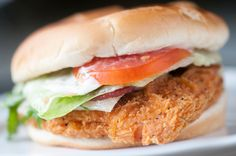 Restaurant-Inspired Recipe: Crispy Fried Chicken Sandwiches
