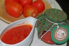 Aprenda aqui a fazer um delicioso Molho de tomate caseiro, sabor que vira paixão a primeira garfada. e super pratico de fazer .