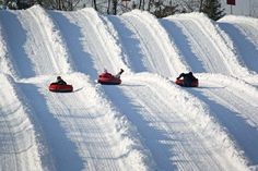Image detail for -Buck Hill - Minnesota Snow Tubing