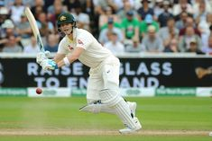 Nick Tsagaris-Steve Smith's Stunning Ashes Century at Edgbaston Cements his Status Among Cricket's Greatest Names Good Funny Movies, Kids News, Cricket Bat, Steve Smith, Great Names, All About Eyes, News Today, Ny Times, Cool Things To Make