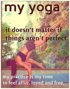 My yoga  |  Sambazon  #inspiration #yoga