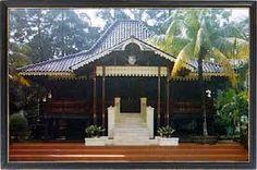 TRADITIONAL HOUSE FROM BENGKULU - http://ebarah.com/traditional-house-from-bengkulu/