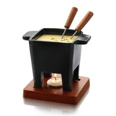 A fondue pot for two friends or two secret lovers...depending on how you want your gift to come across.