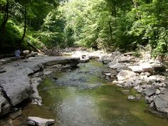 EcoIndiana: McCormick's Creek State Park