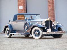 1933 Packard Super 8
