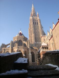 Church of Our Lady - © Sabrina Ide - 2012