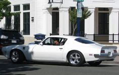1973 Pontiac Firebird Trans Am 8778245