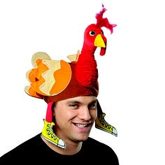 Turkey Hat now featured on Fab.