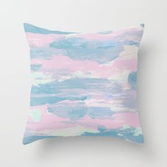 pink, blue, abstract