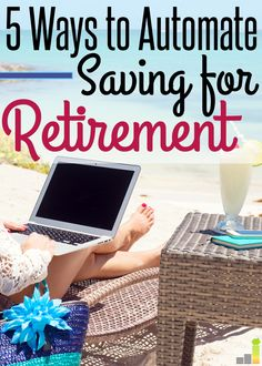 Saving enough money for retirement has always been a struggle for me. I love the idea of automating my savings in this way!