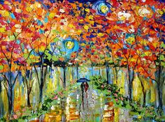 impressionism - love the colours
