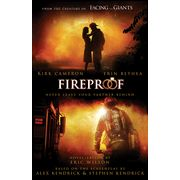 Fireproof...we own this too..love it
