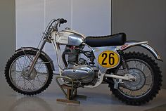 In the post WWII era Enfield was a dominate force with the other kind of trials, reliability trials like the International Six Day Trials. Description from advrider.com. I searched for this on bing.com/images