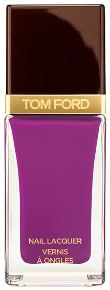 Tom Ford Nail Lacquer in African Violet; great choice for summer nails!