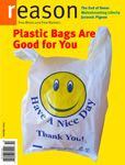 """Plastic bags are good for you!"" [article] The technology behind them is so useful it won a Nobel Prize."
