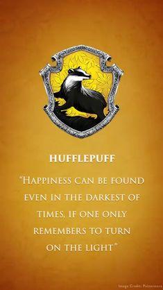 #hufflepuff #quotes