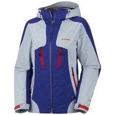 Columbia Womens The Compounder Shell Mirage