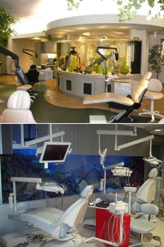 10 Coolest #Dental Offices