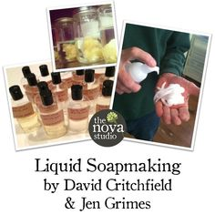 Learn to make your own liquid soap making using the hot process with our detailed step-by-step instructions & recipe. Instantly downloadable PDF!