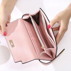 "Jims Honey - Dompet Fashion Wanita Import - Stella Wallet<br><a class=""btn btn-danger m-t-10"" href=""/product_detail/ds-FbqeE84x2w/jims-honey-dompet-fashion-wanita-import-stella-wallet-2170603.html"">Beli Barang</a> Ds, Honey, Wallet, Detail, Fashion, Moda, Fashion Styles, Fashion Illustrations, Purses"