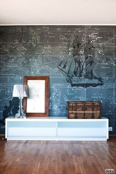 www.homedecorways.com 15-chic-modern-wallpaper-ideas-for-inspiration