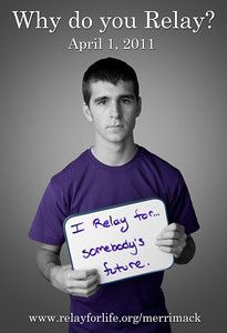 Why do you Relay?