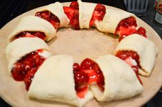 Mini cherry pie pockets   recipes   Pinterest   Mini Cherry Pies ...