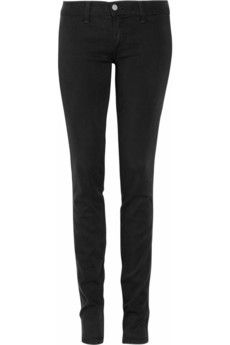 TEXTILE ELIZABETH AND JAMES  Mick low-rise skinny jeans  $195