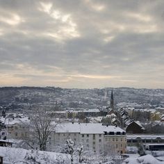 Wuppertal: Cold City by Dyrk.Wyst, via Flickr