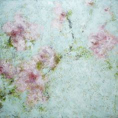 Elena  44x44 abstract painting original palette by ElenasArtStudio, $1999.00
